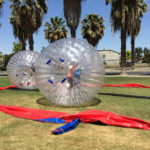 Holy Smokes Batman – Human Hamster Balls?